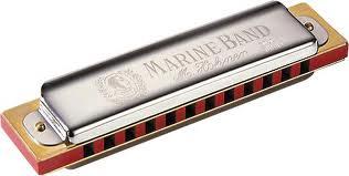 Marine-Band-Harmonica